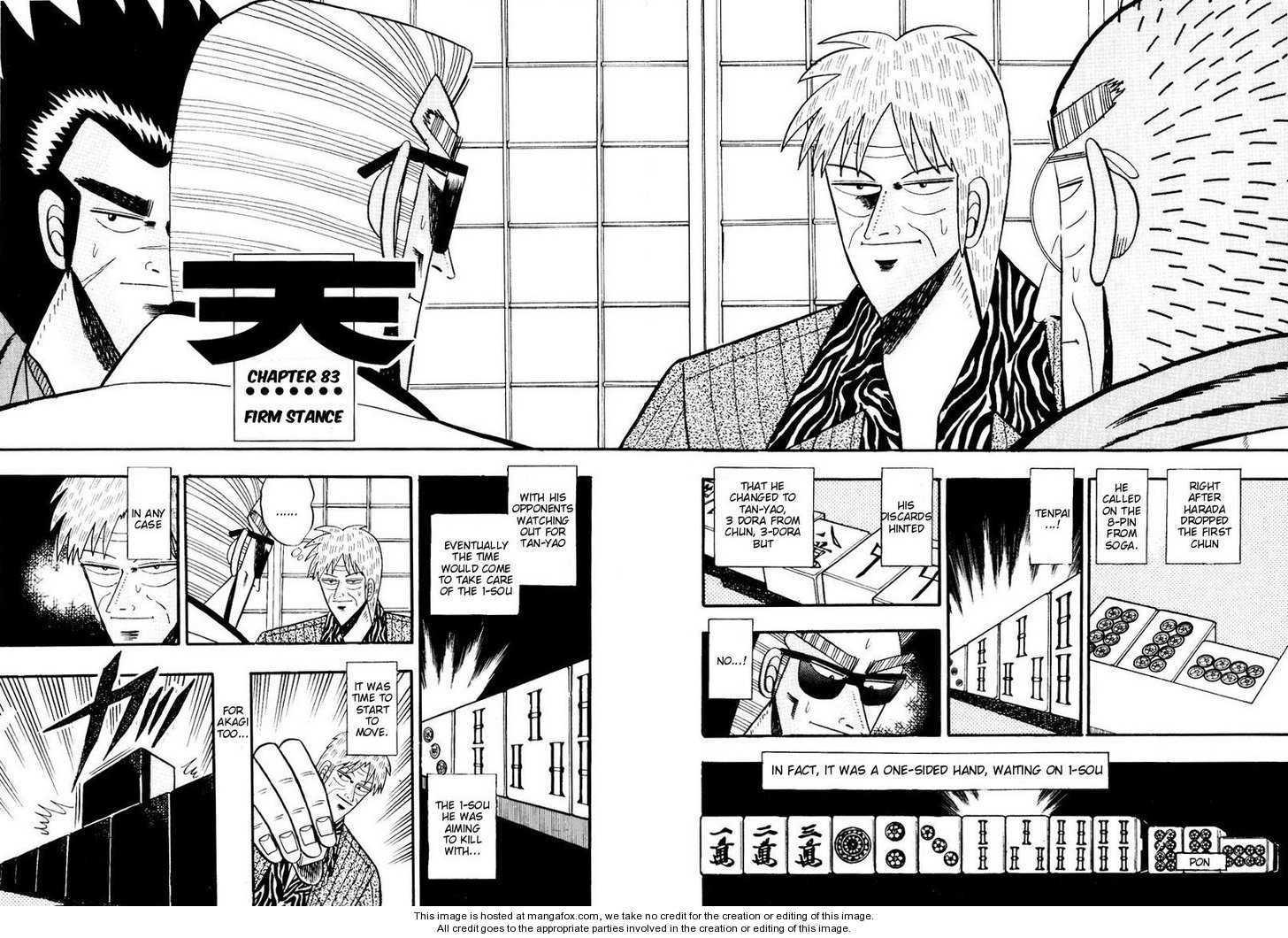 Ten - Tenna Toori no Kaidanji 83 Page 2