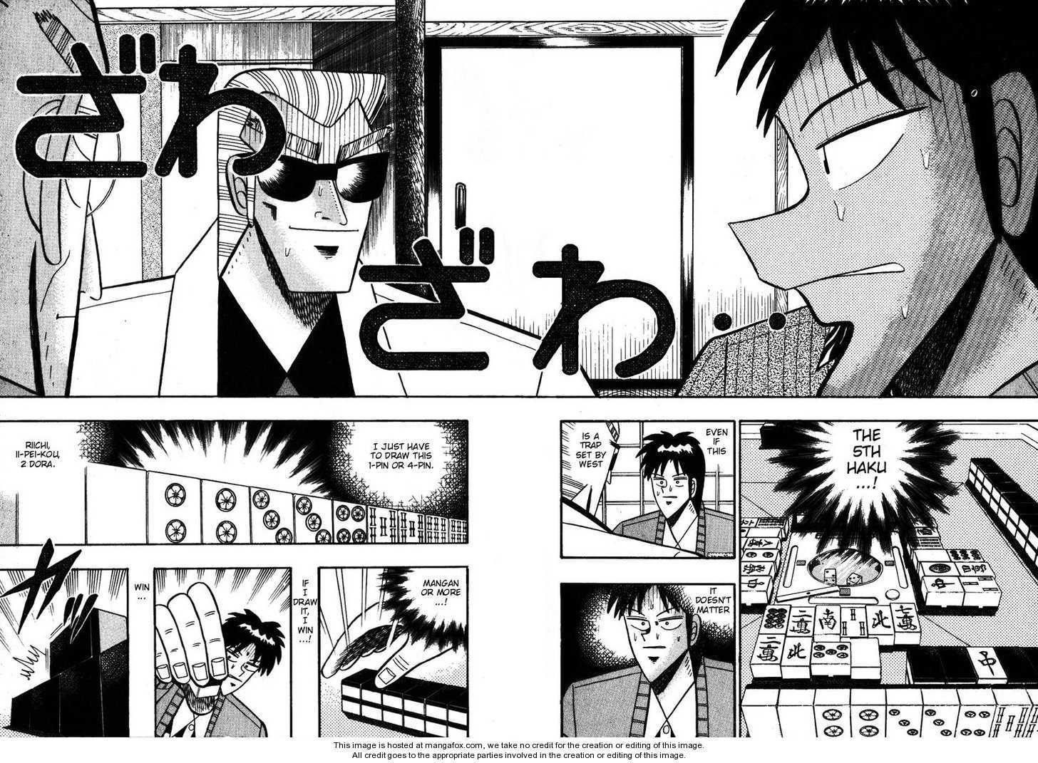 Ten - Tenna Toori no Kaidanji 86 Page 2