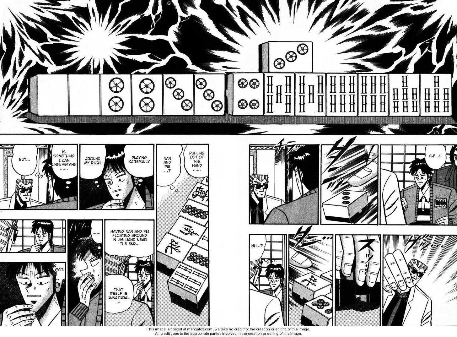 Ten - Tenna Toori no Kaidanji 86 Page 3