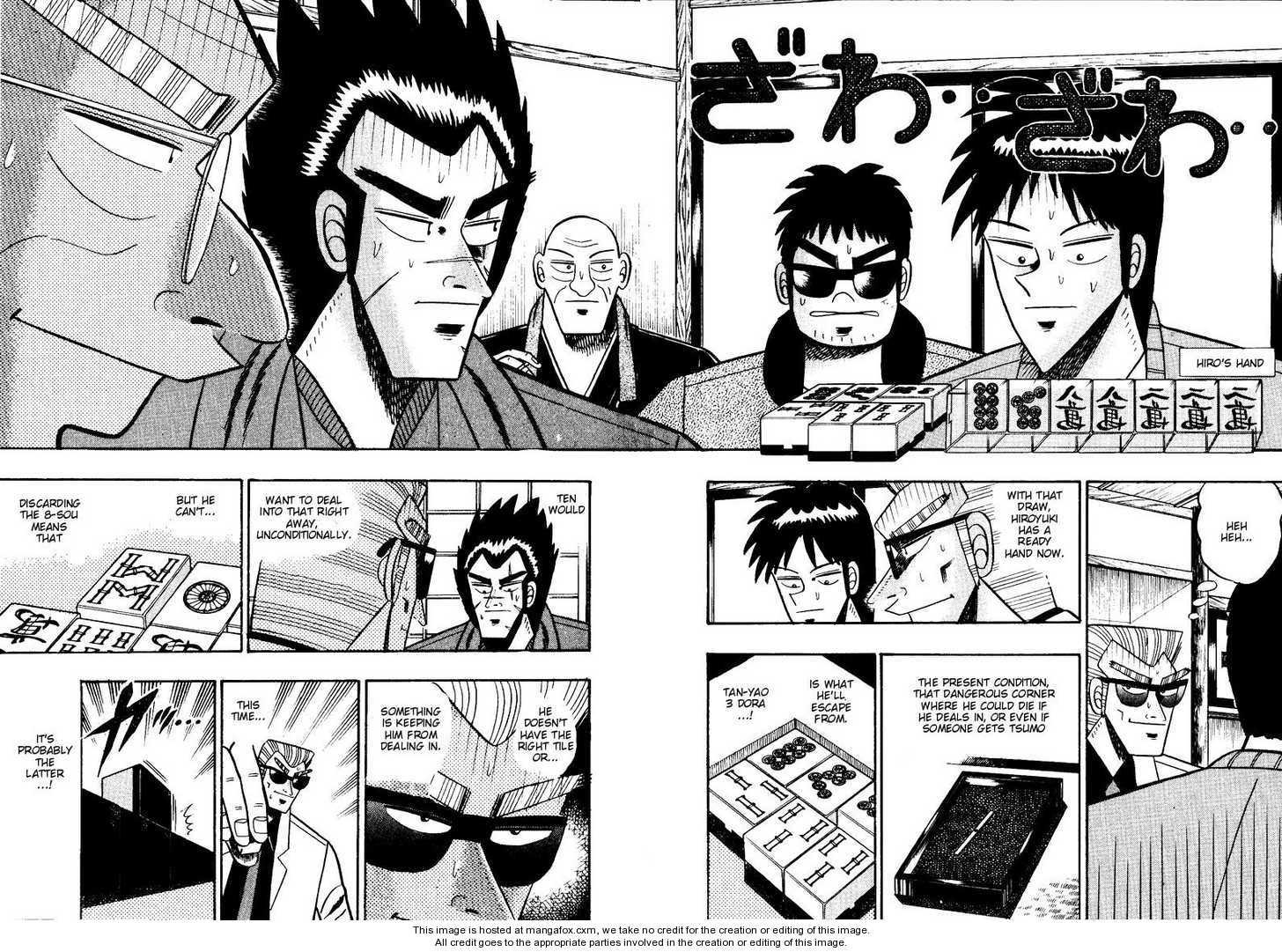 Ten - Tenna Toori no Kaidanji 95 Page 2