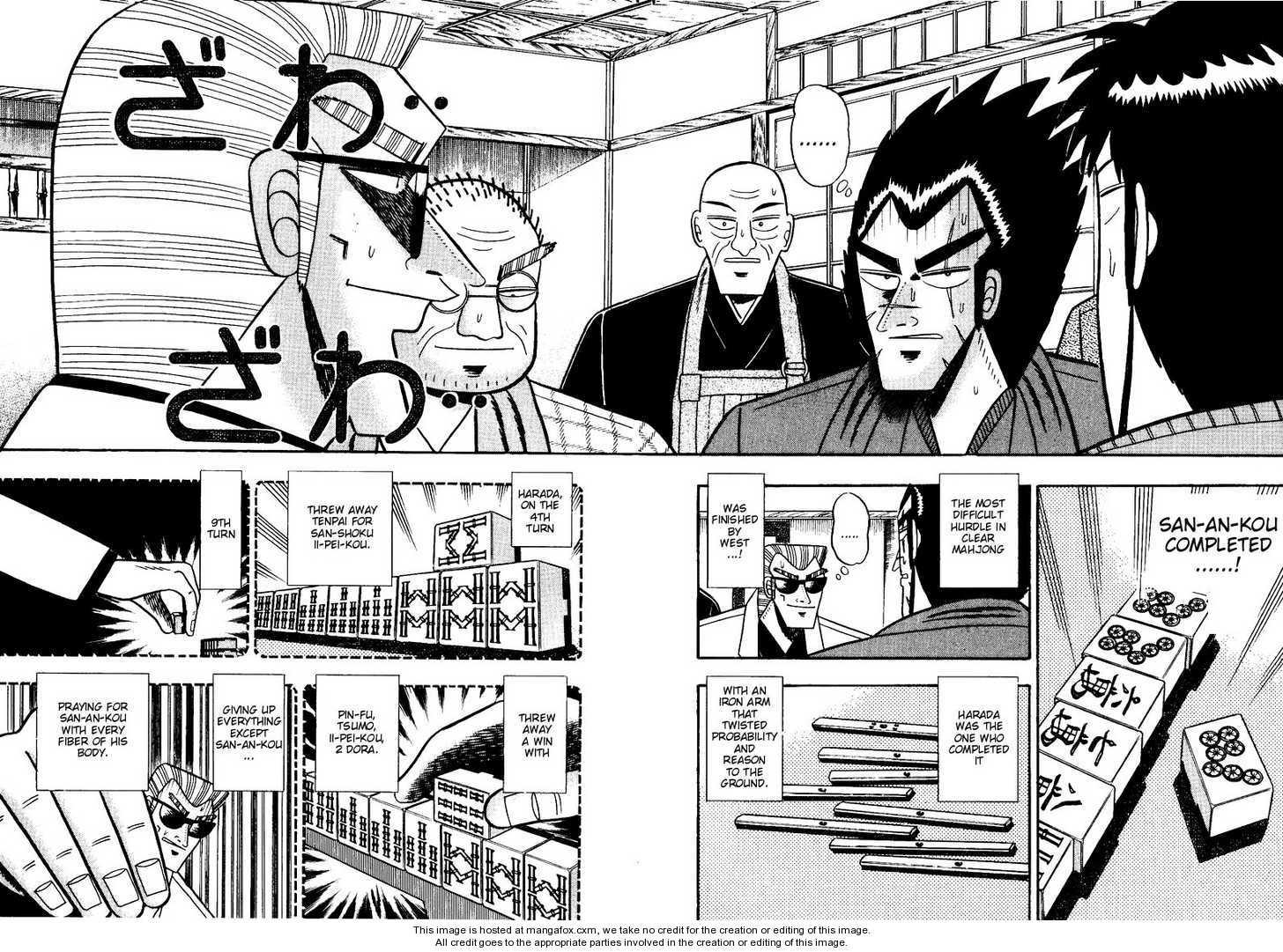 Ten - Tenna Toori no Kaidanji 98 Page 2