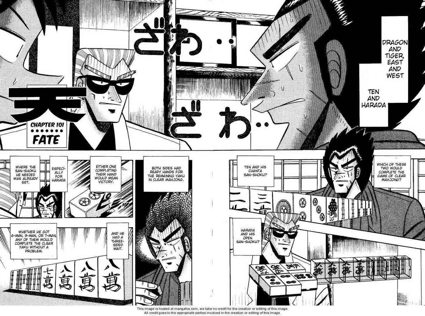 Ten - Tenna Toori no Kaidanji 101 Page 2