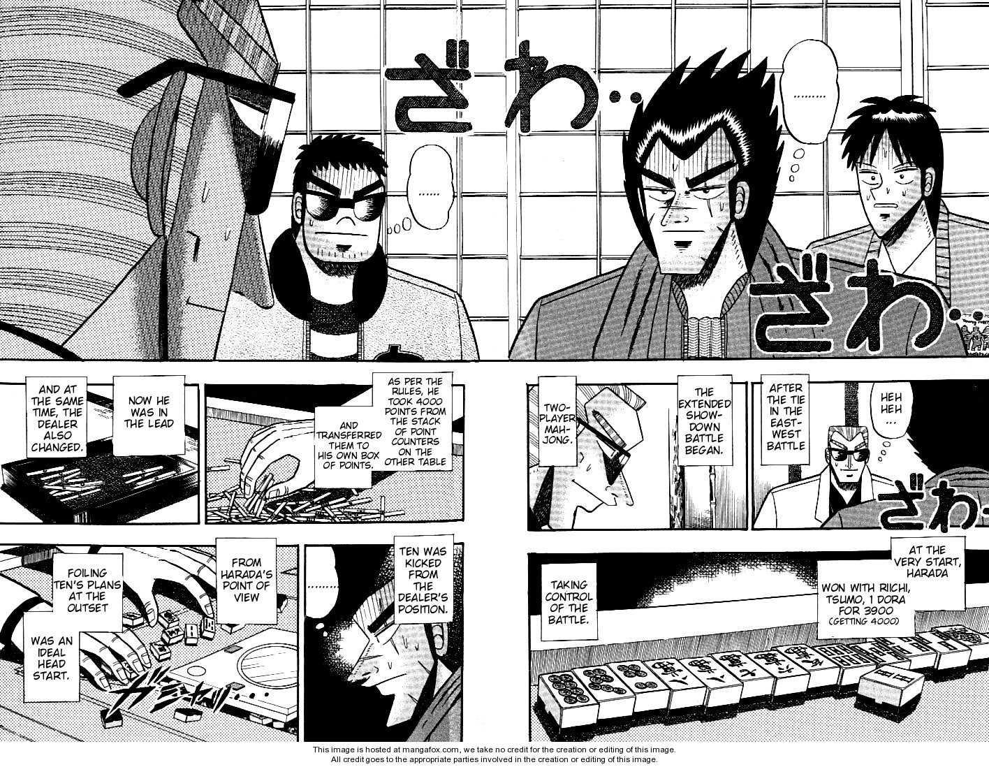 Ten - Tenna Toori no Kaidanji 106 Page 2