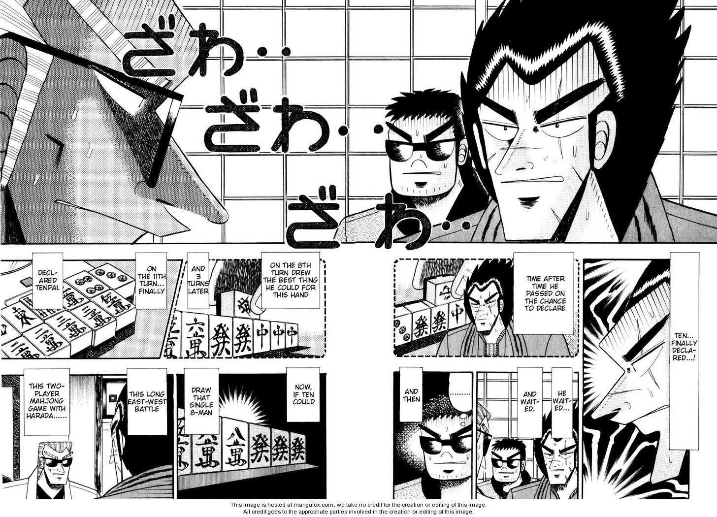 Ten - Tenna Toori no Kaidanji 111 Page 2
