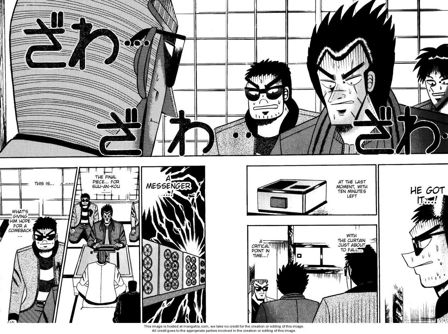 Ten - Tenna Toori no Kaidanji 119 Page 2