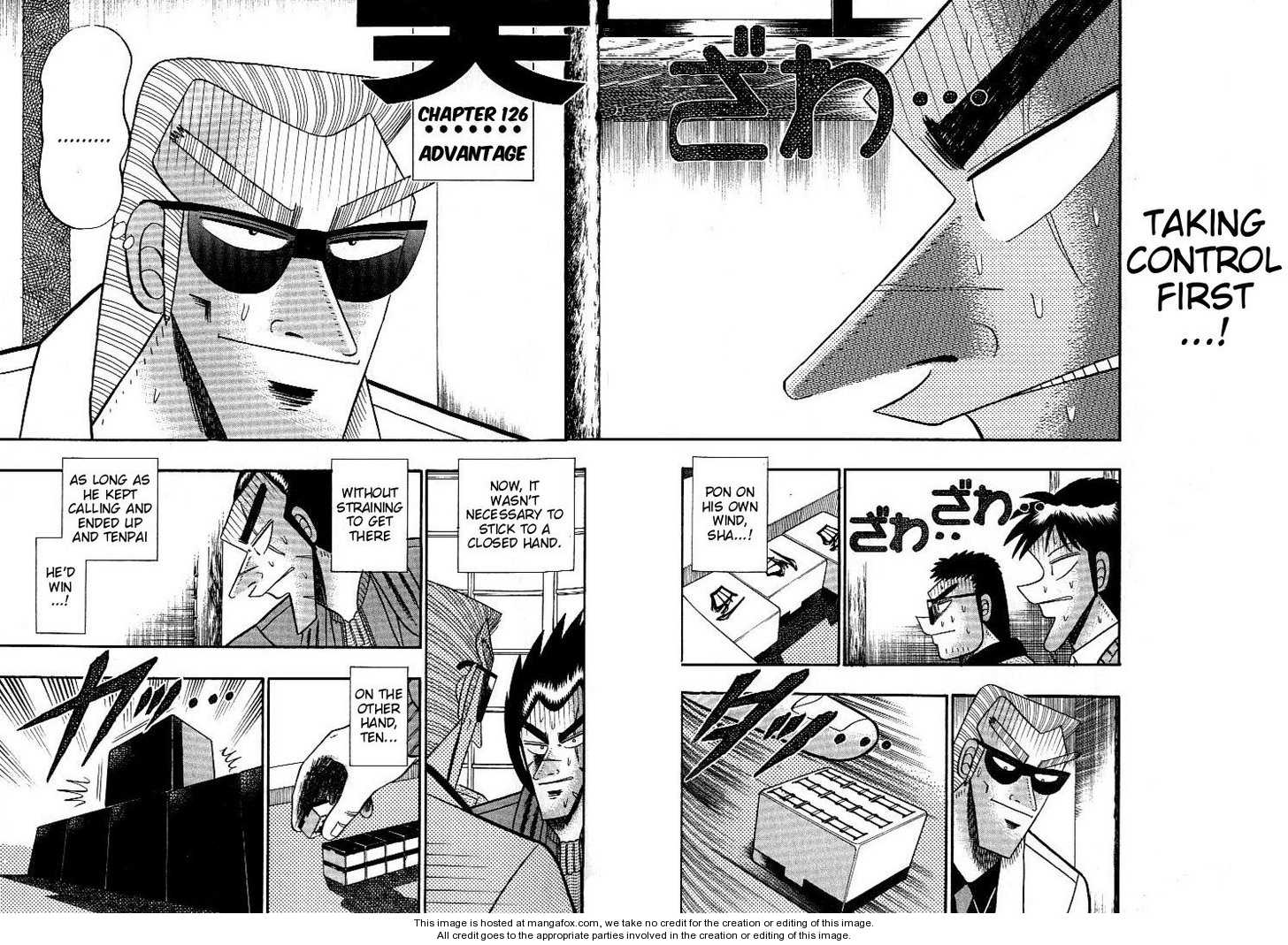 Ten - Tenna Toori no Kaidanji 126 Page 2
