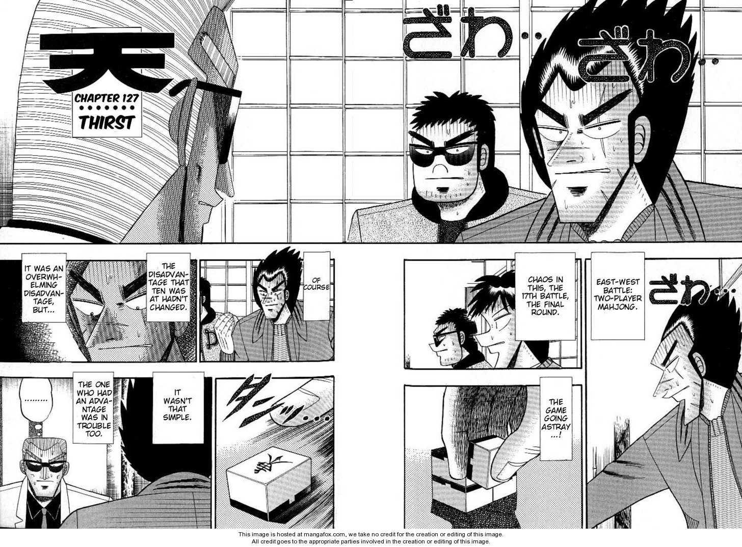 Ten - Tenna Toori no Kaidanji 127 Page 2