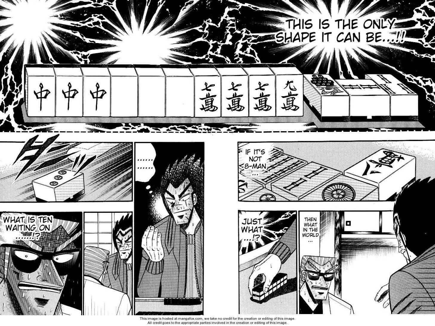 Ten - Tenna Toori no Kaidanji 135 Page 3