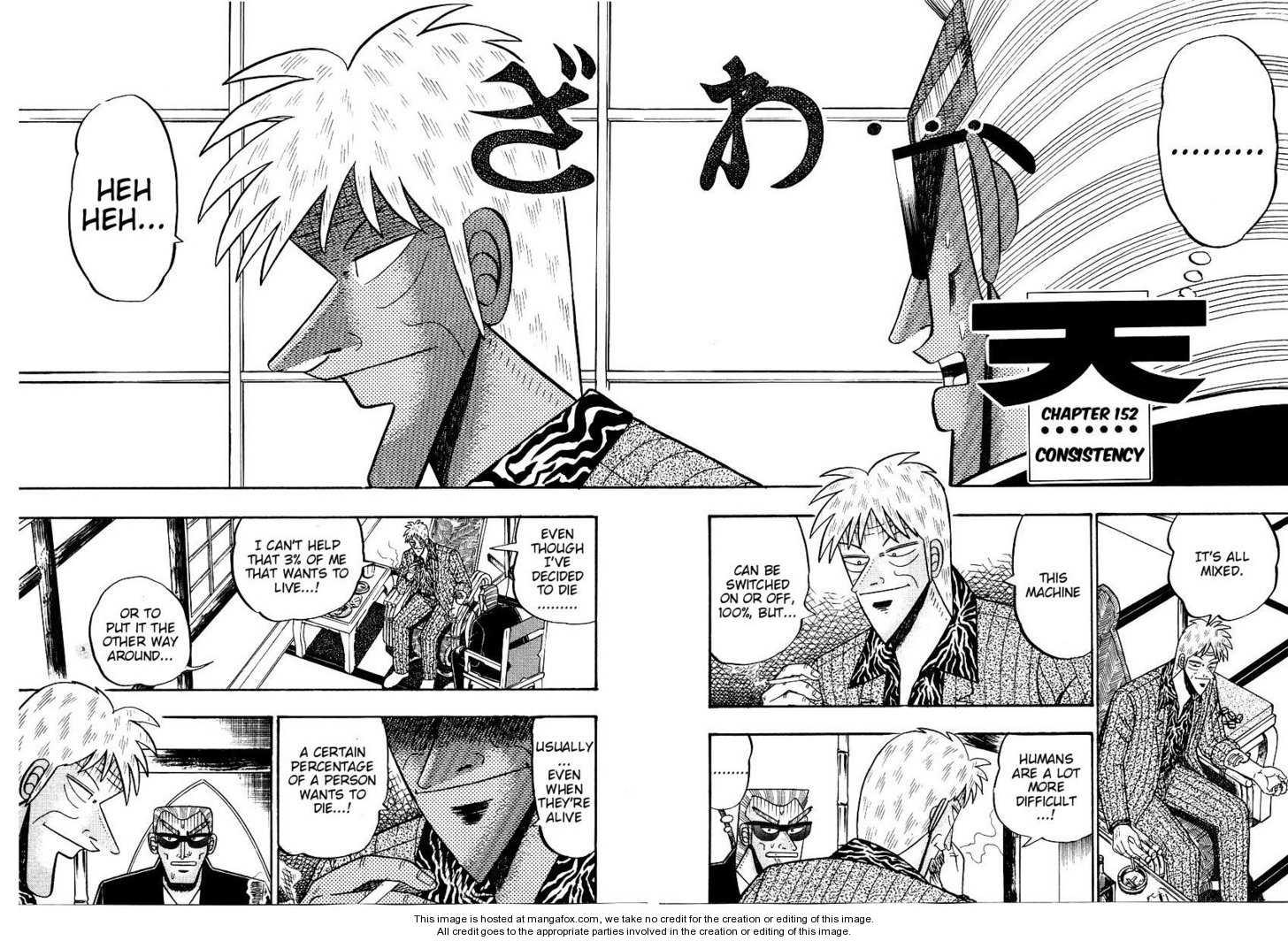 Ten - Tenna Toori no Kaidanji 152 Page 2