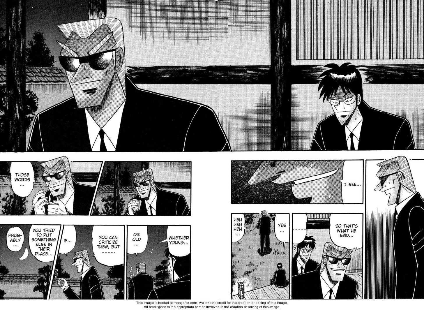 Ten - Tenna Toori no Kaidanji 158 Page 2