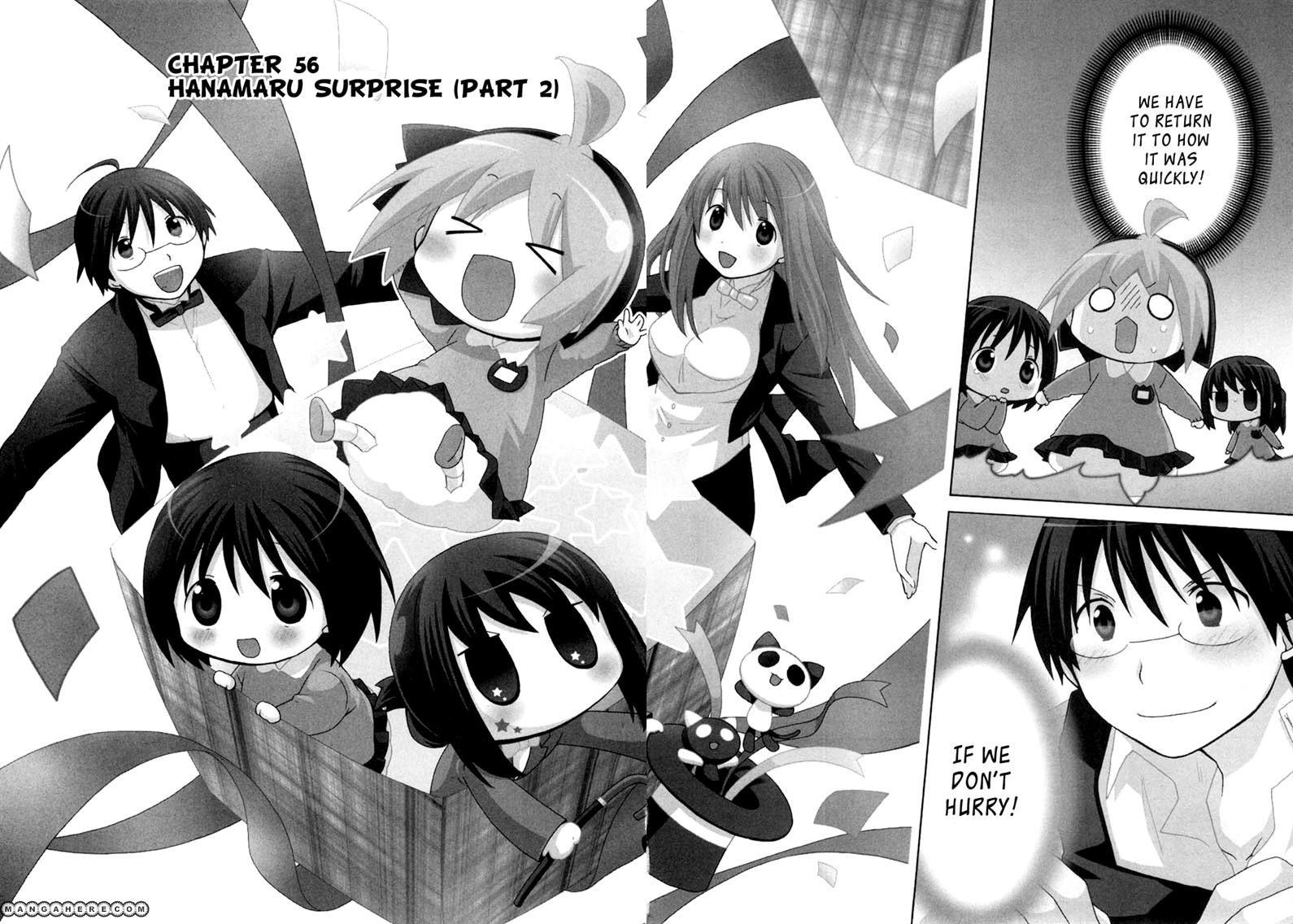 Hanamaru Youchien 56 Page 2
