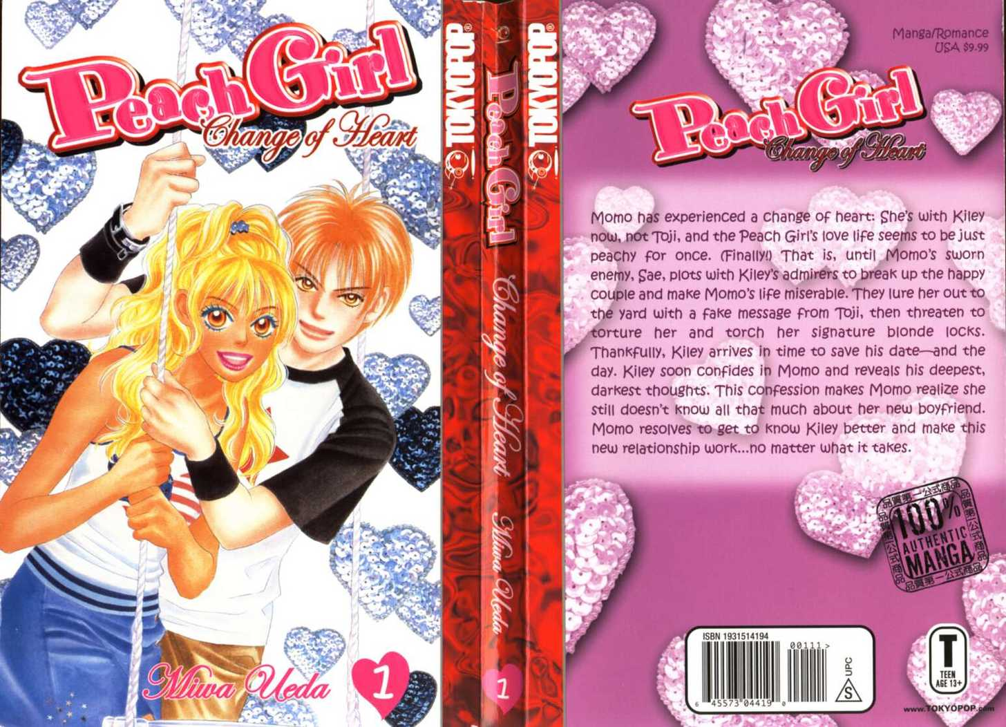 Peach Girl 9 Page 1