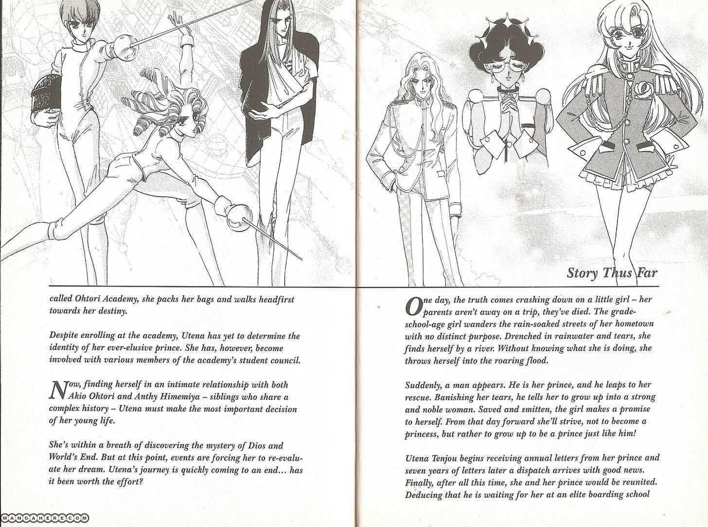 Shoujo Kakumei Utena 21 Page 2