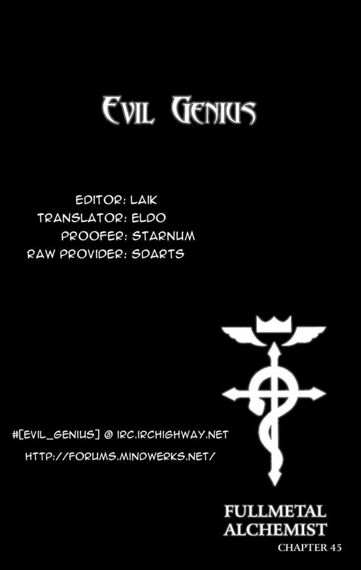 Full Metal Alchemist 45 Page 2
