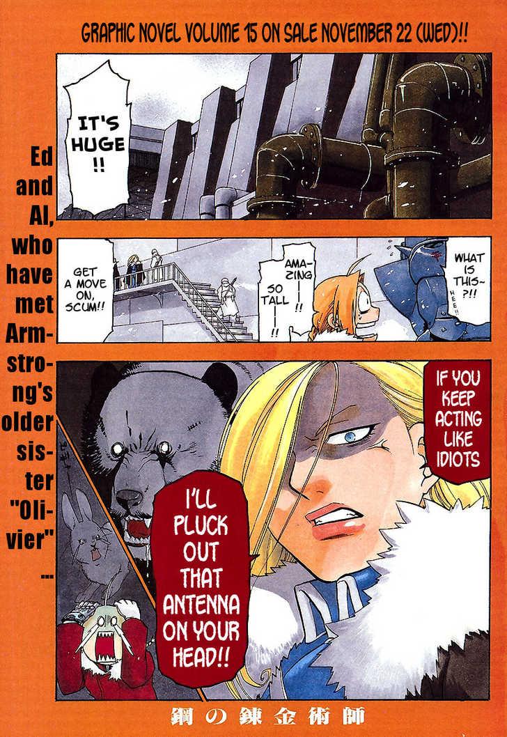 Full Metal Alchemist 65 Page 2