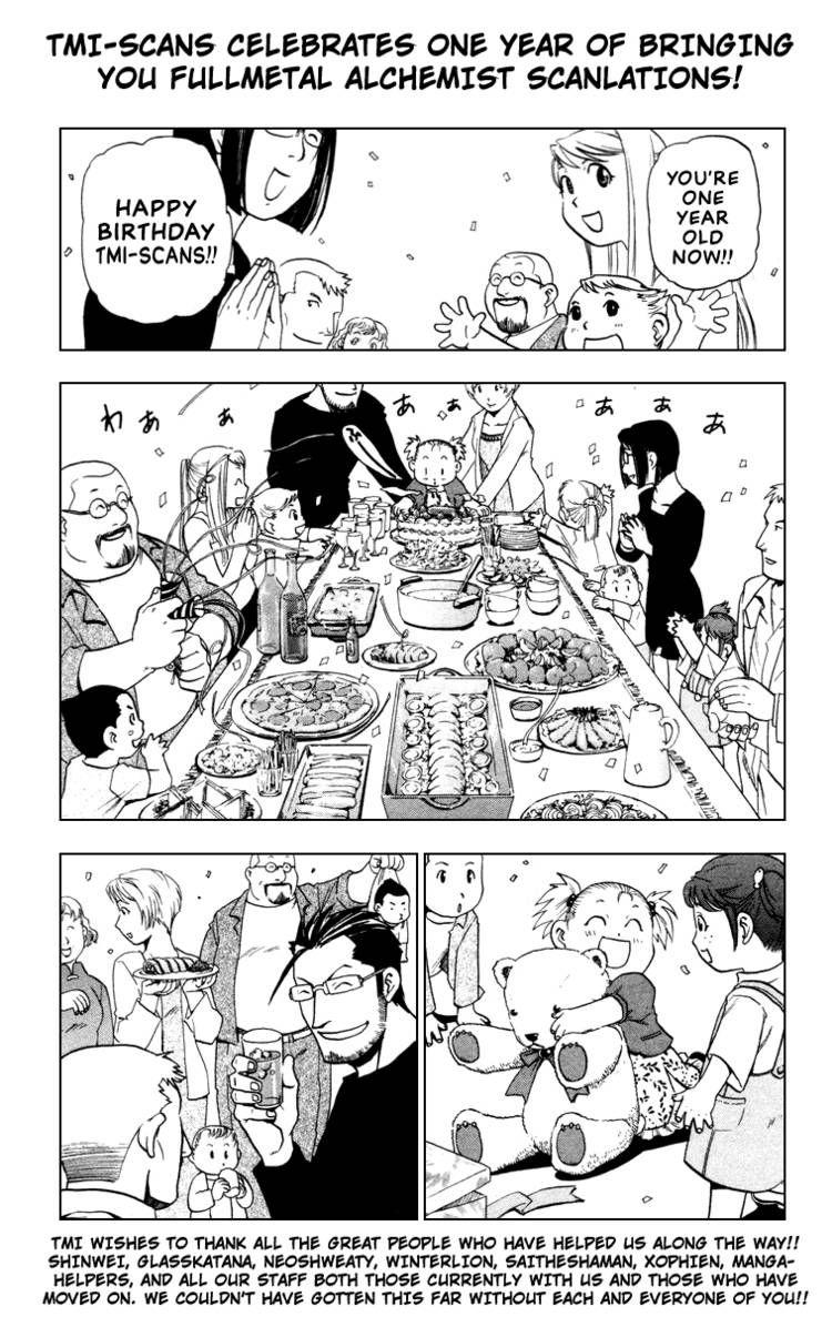 Full Metal Alchemist 75 Page 1