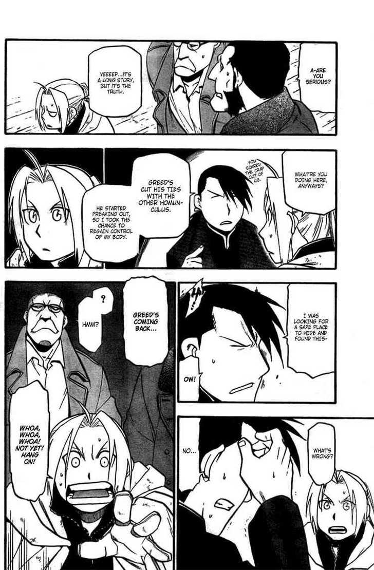 Full Metal Alchemist 83 Page 2