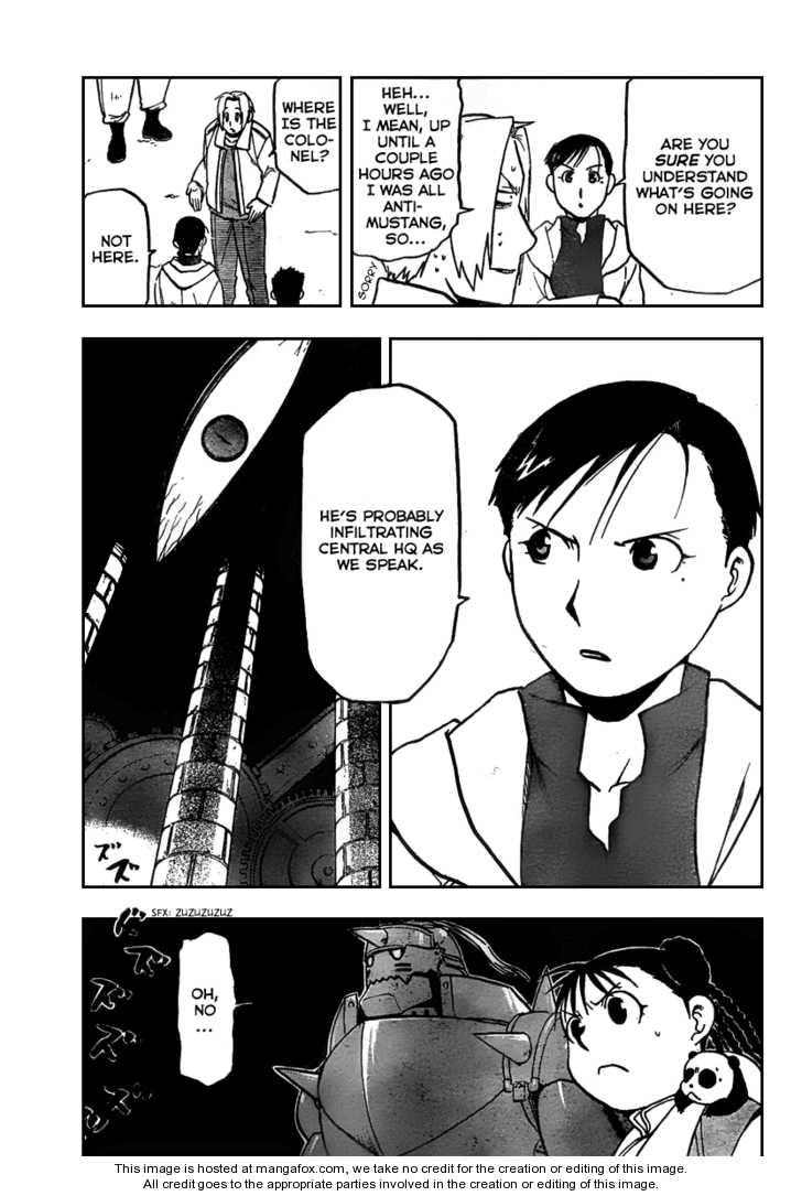 Full Metal Alchemist 103 Page 4