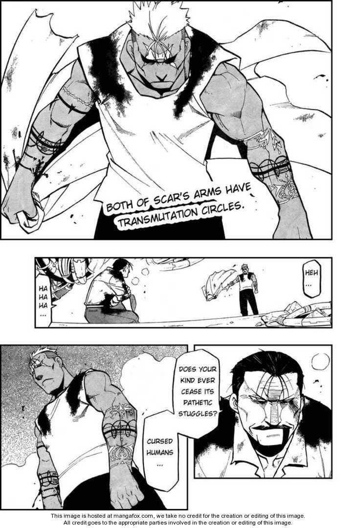 Full Metal Alchemist 104 Page 1