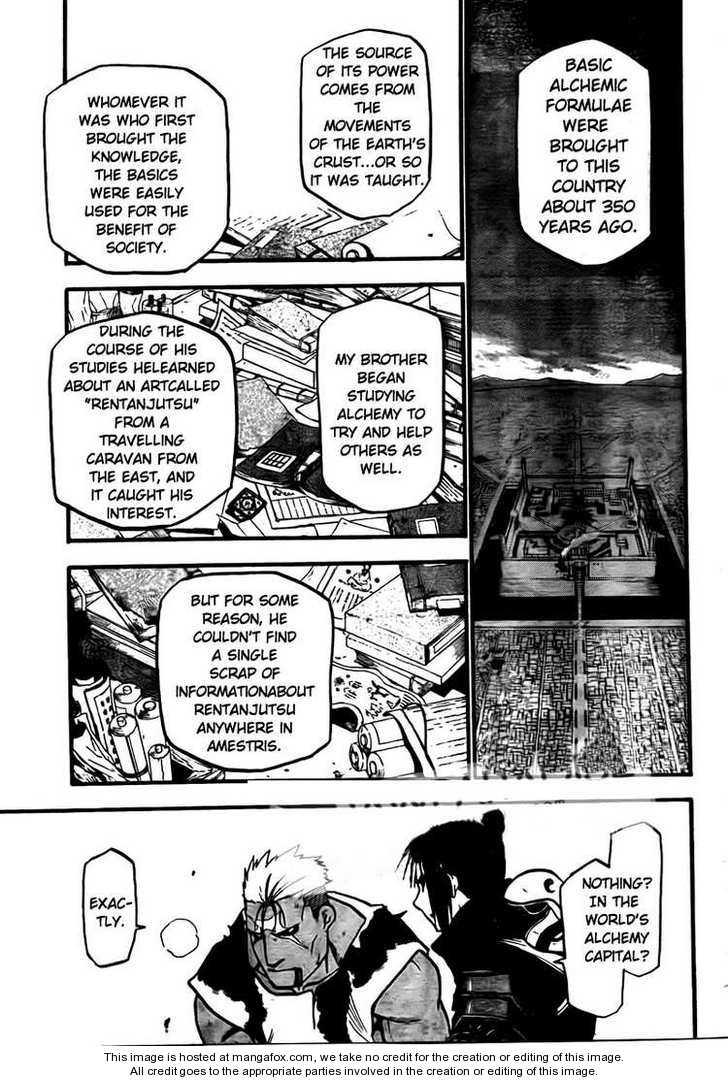 Full Metal Alchemist 106 Page 4