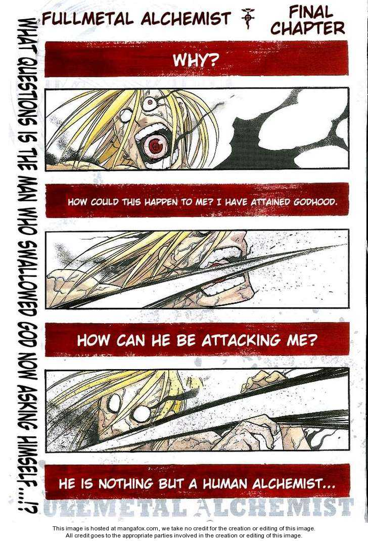 Full Metal Alchemist 108 Page 2
