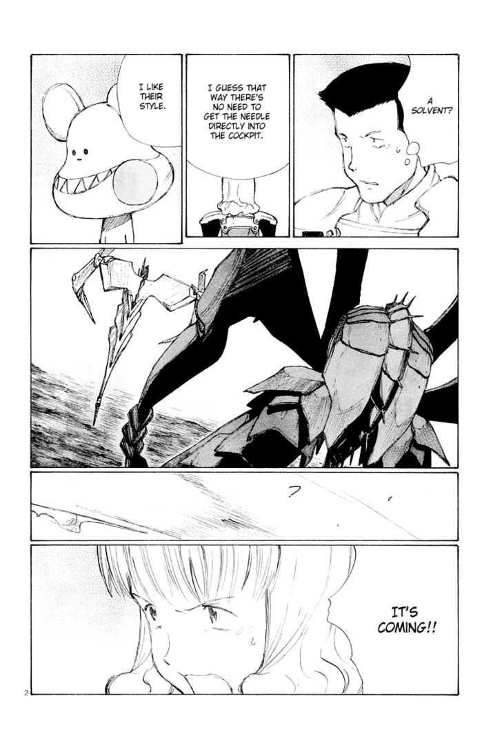 Bokurano 41 Page 2