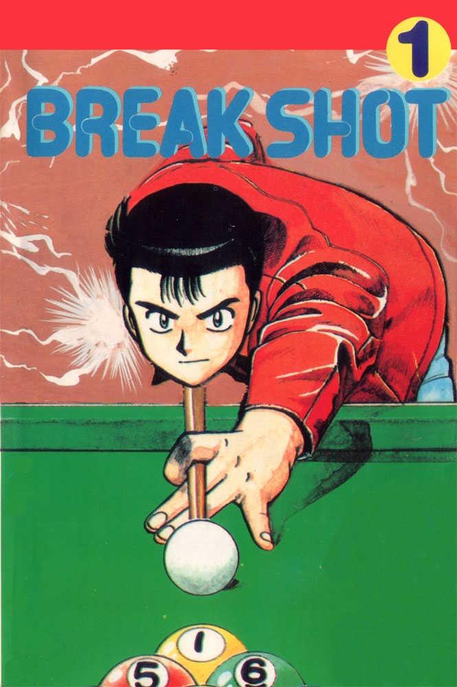 Break Shot 1 Page 1