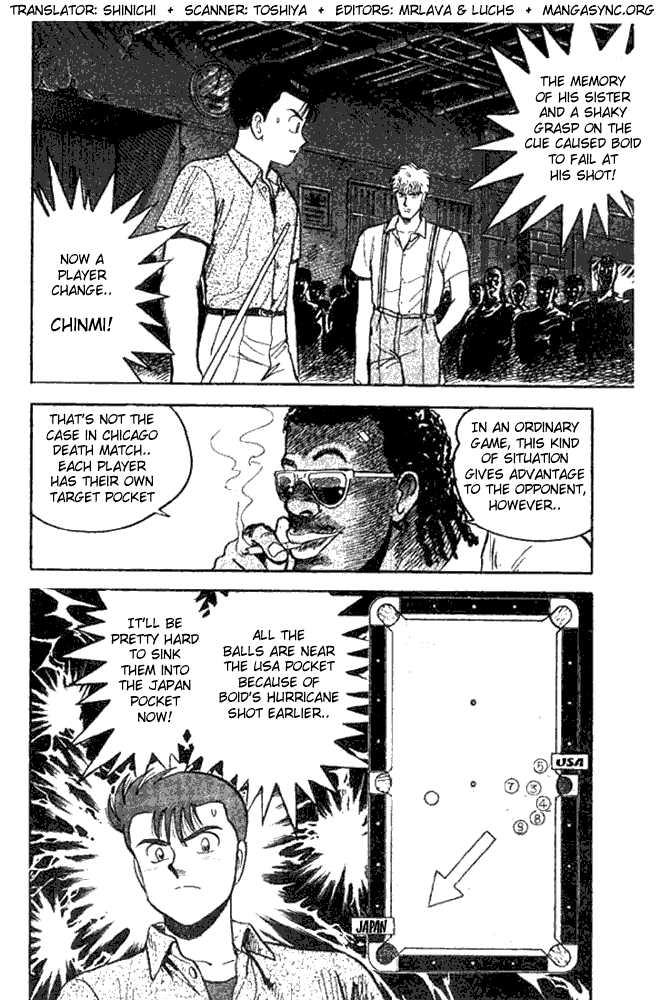 Break Shot 22 Page 1
