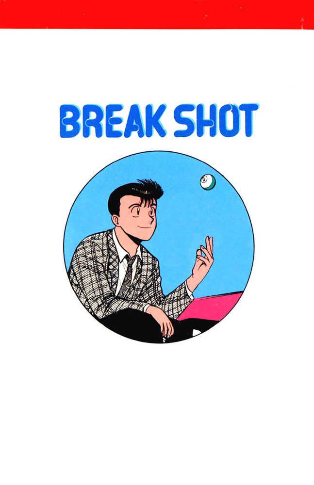 Break Shot 25 Page 1