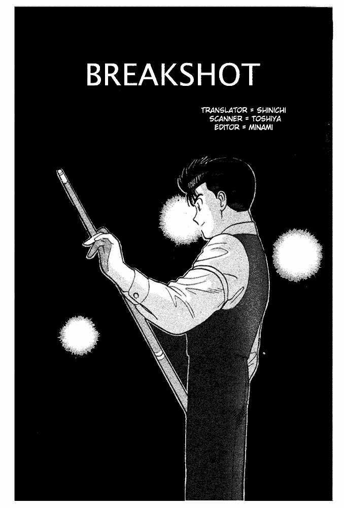 Break Shot 51 Page 1