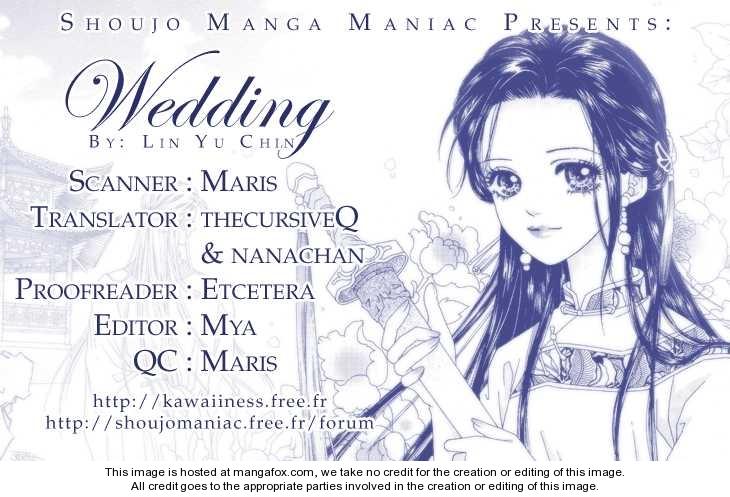 Wedding 2 Page 1