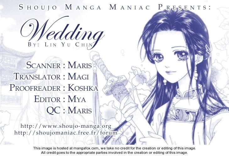 Wedding 5 Page 1