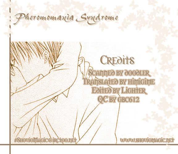 Pheromomania Syndrome 1 Page 2