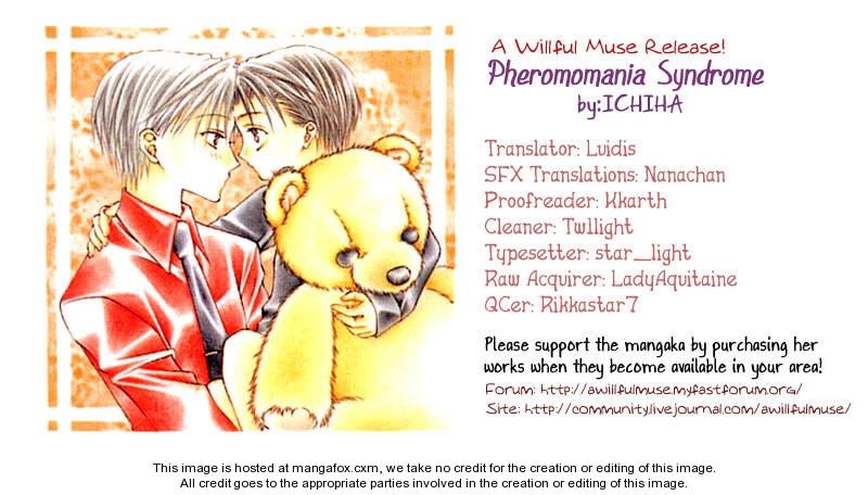 Pheromomania Syndrome 7 Page 1