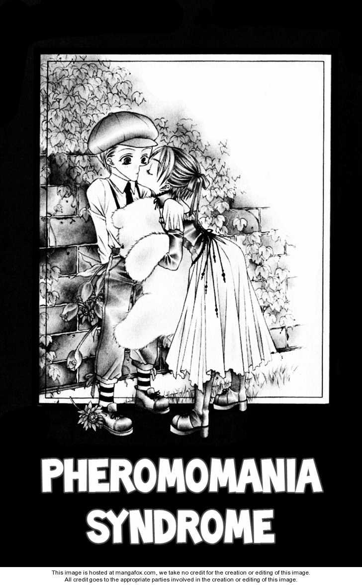 Pheromomania Syndrome 10 Page 1