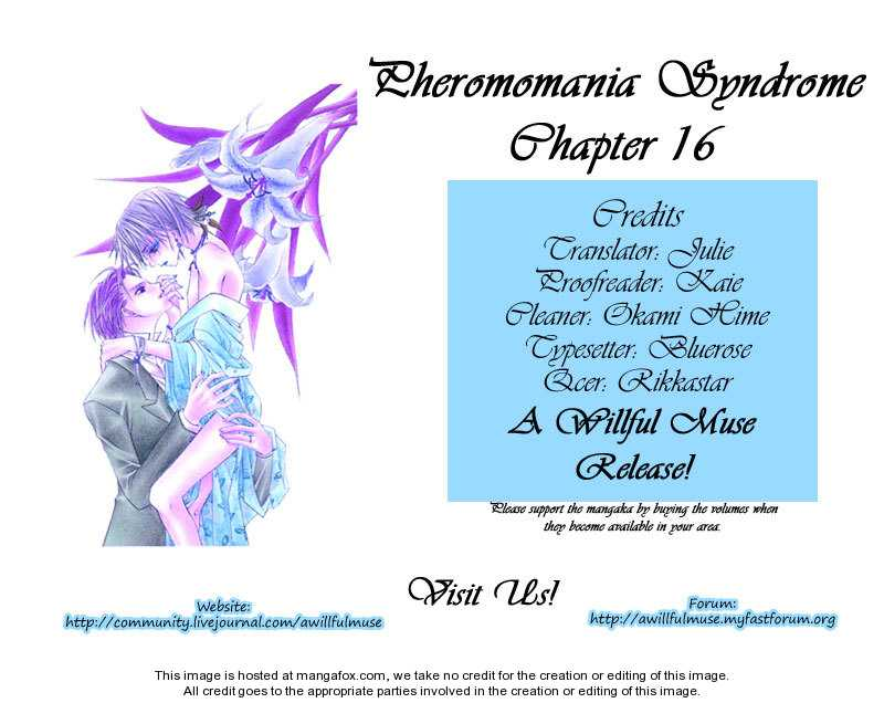 Pheromomania Syndrome 16 Page 1