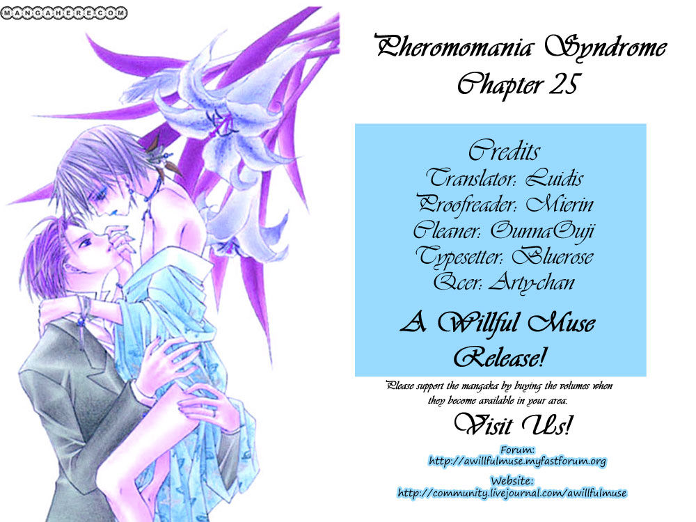 Pheromomania Syndrome 25 Page 1
