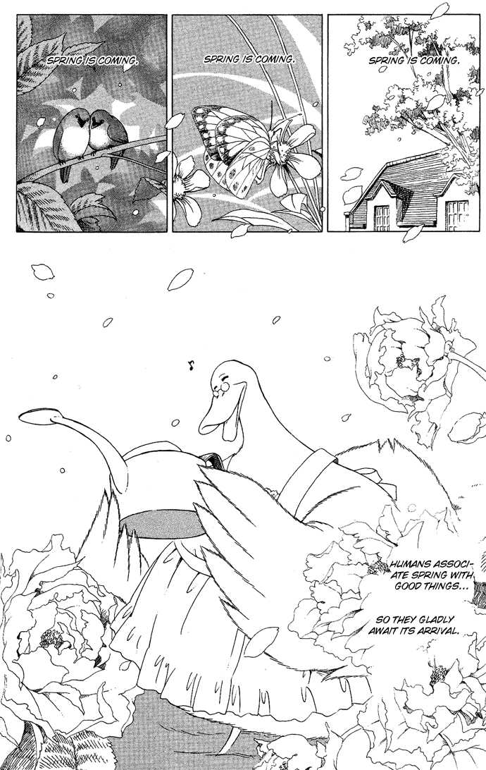 Mr. Fredward's Duck 6 Page 3