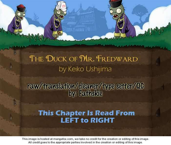 Mr. Fredward's Duck 13 Page 1