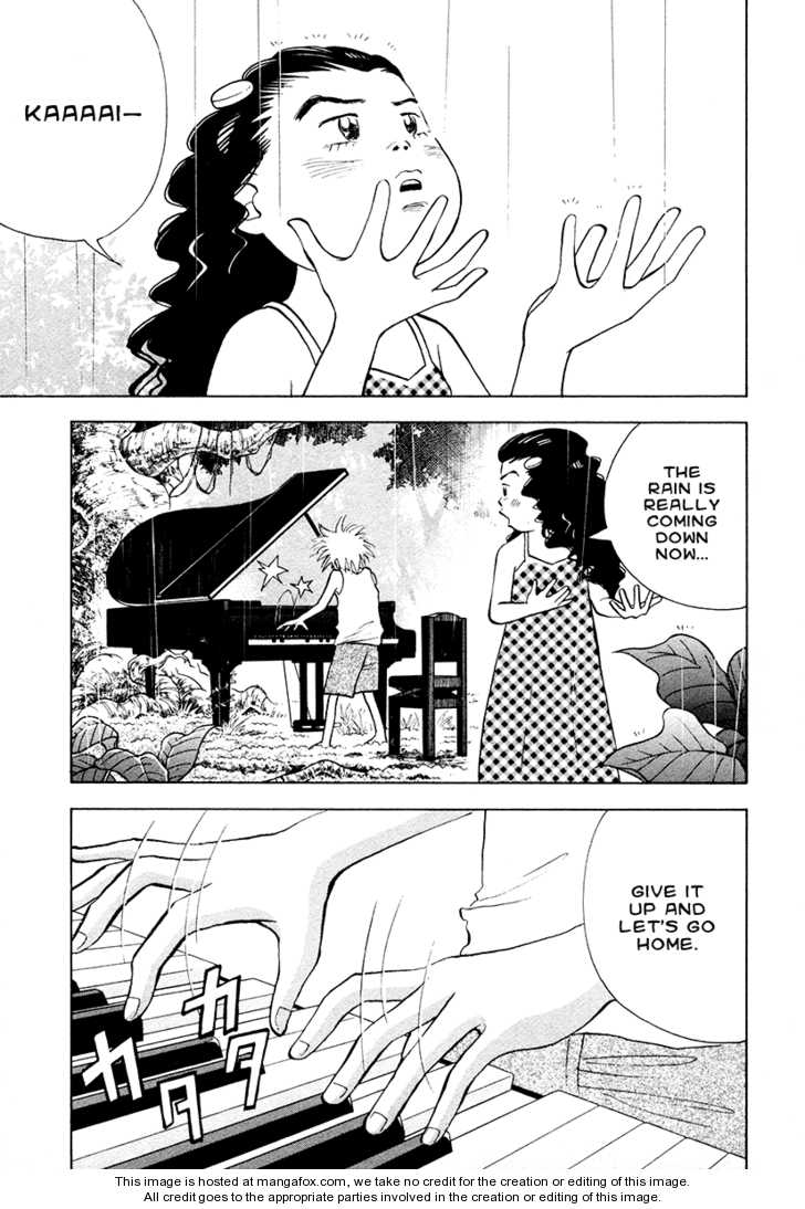 Piano no Mori 46 Page 3