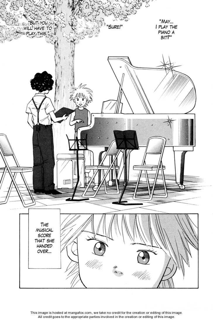 Piano no Mori 54 Page 1