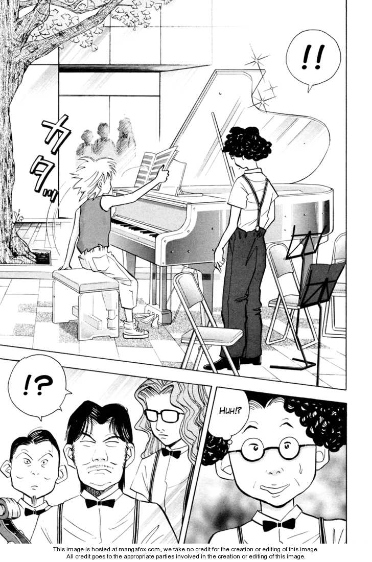 Piano no Mori 54 Page 3