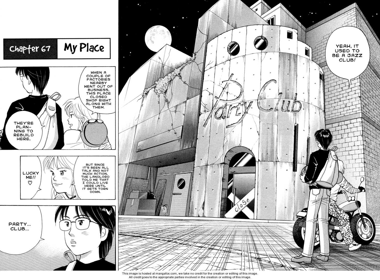 Piano no Mori 67 Page 3