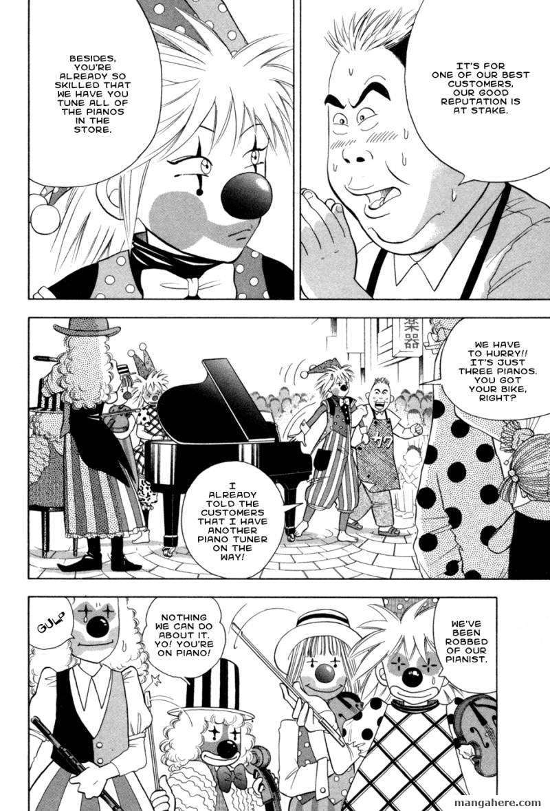 Piano no Mori 73 Page 4