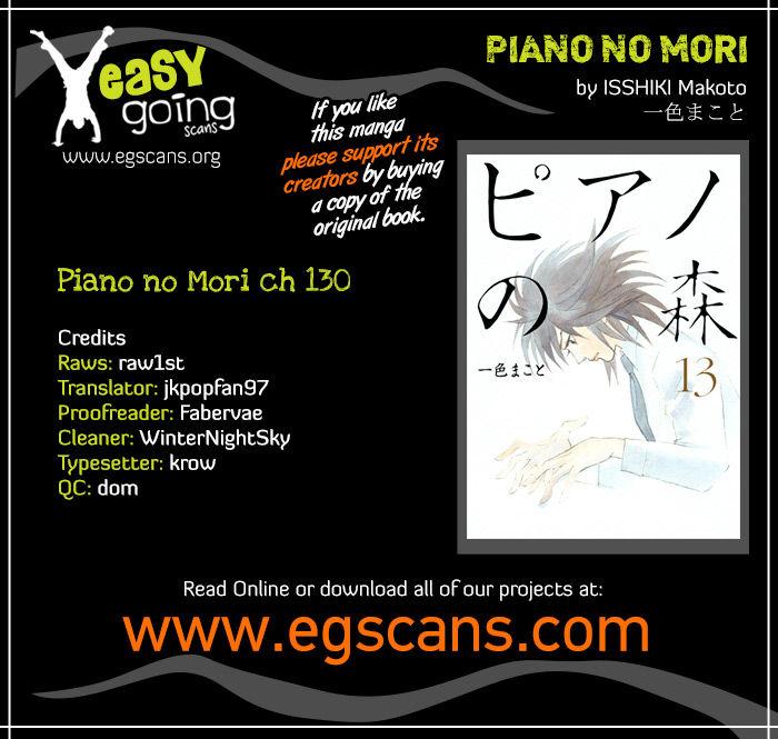 Piano no Mori 130 Page 1