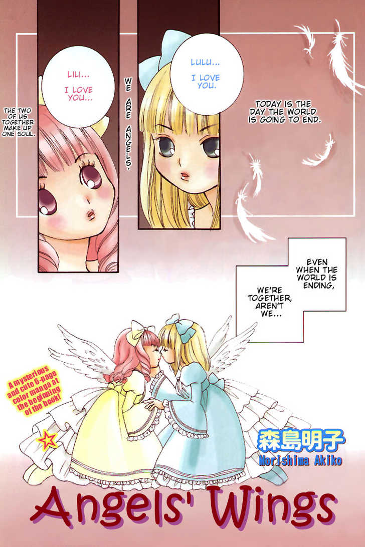 Angels' Wings 0 Page 3