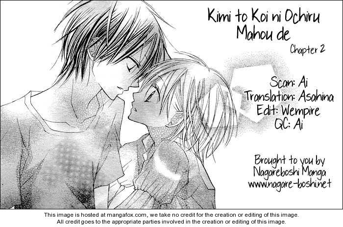 Kimi to Koi ni Ochiru Mahou de 2 Page 1