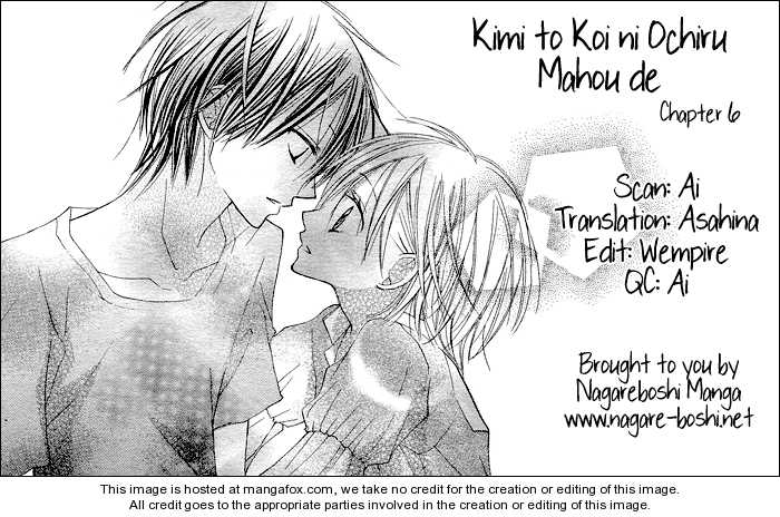 Kimi to Koi ni Ochiru Mahou de 6 Page 1