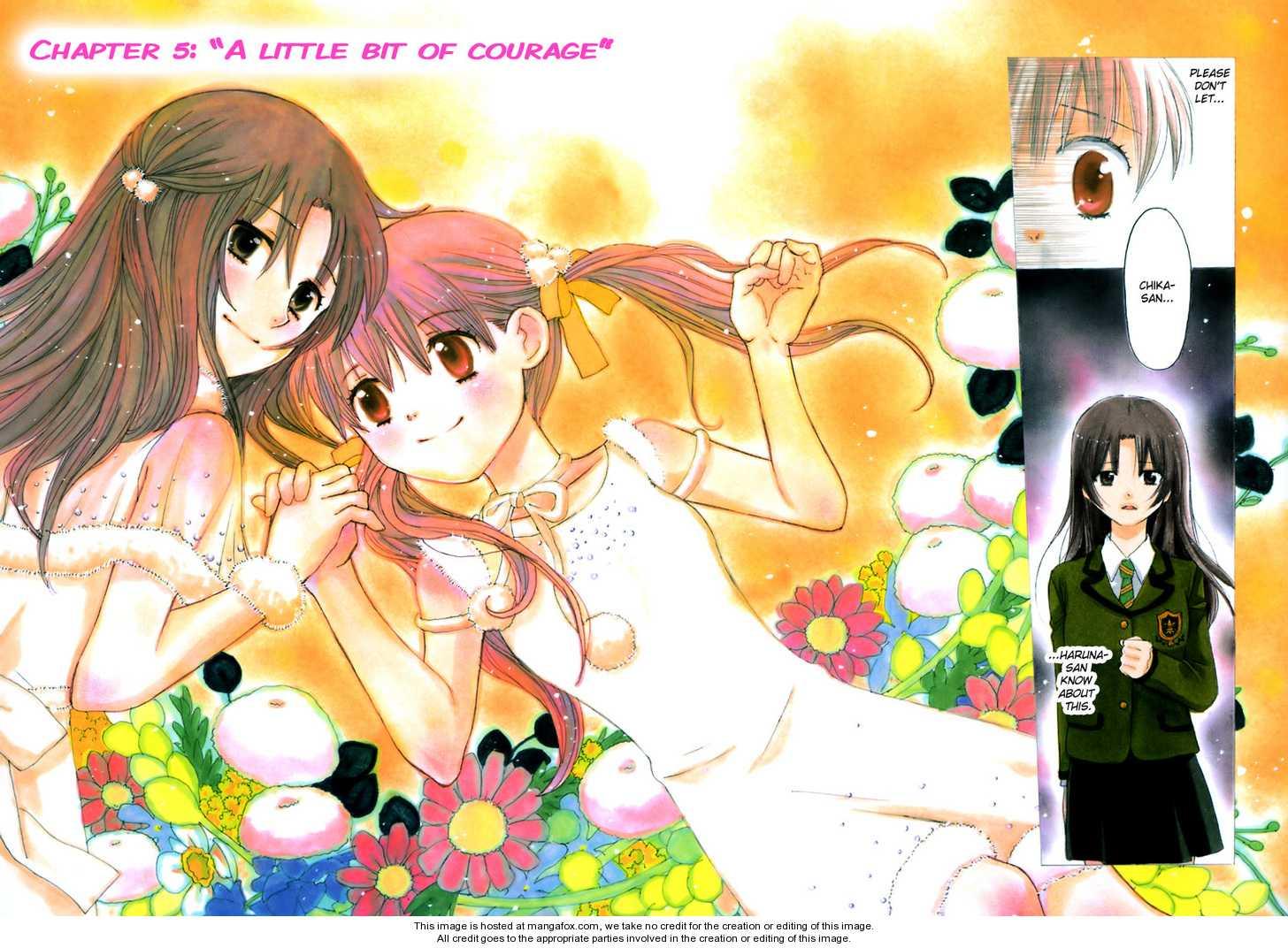 Hatsukoi Shimai 5 Page 2