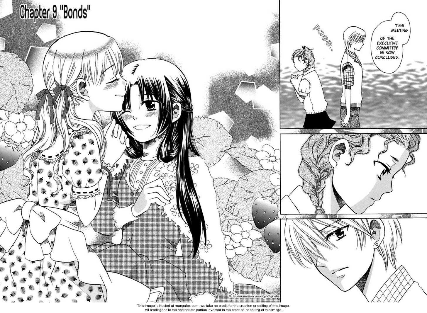Hatsukoi Shimai 9 Page 2